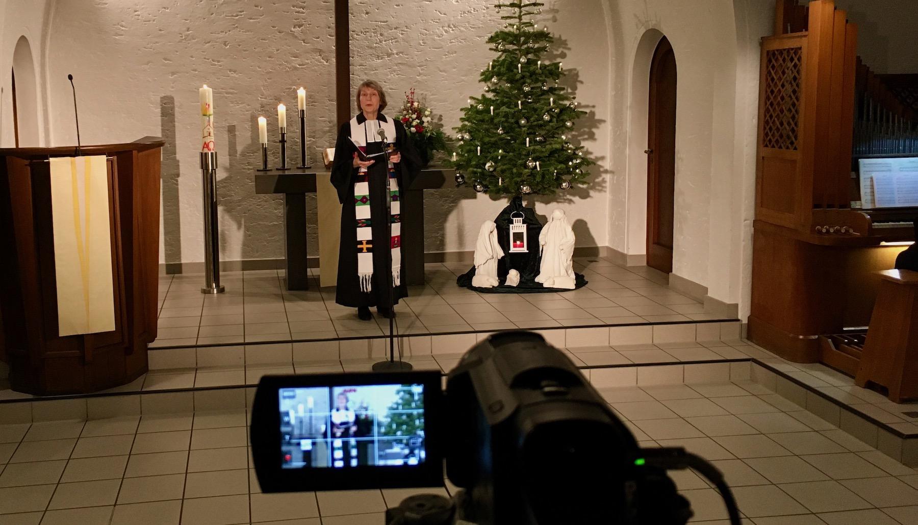 Silvester Gottesdienst online
