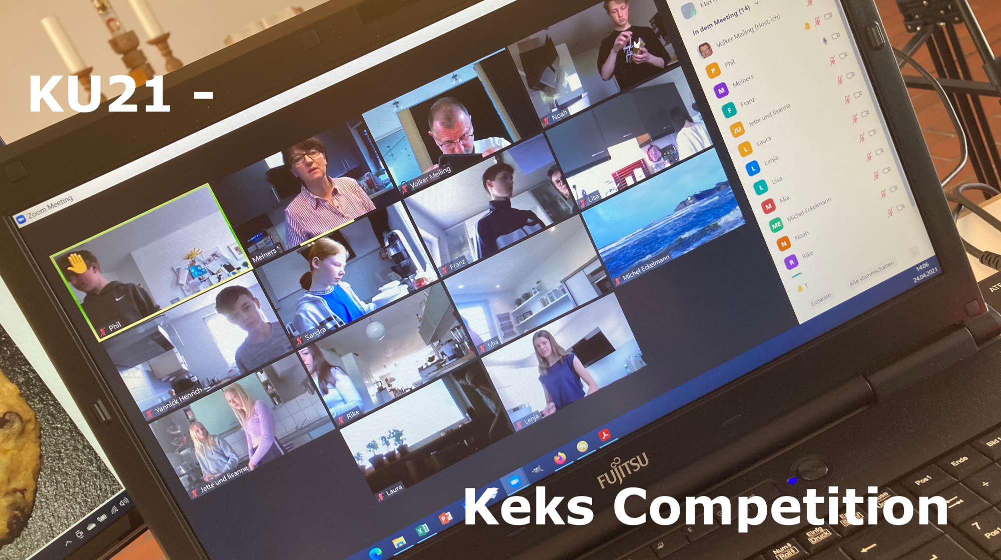 KU21 – Keks Competition