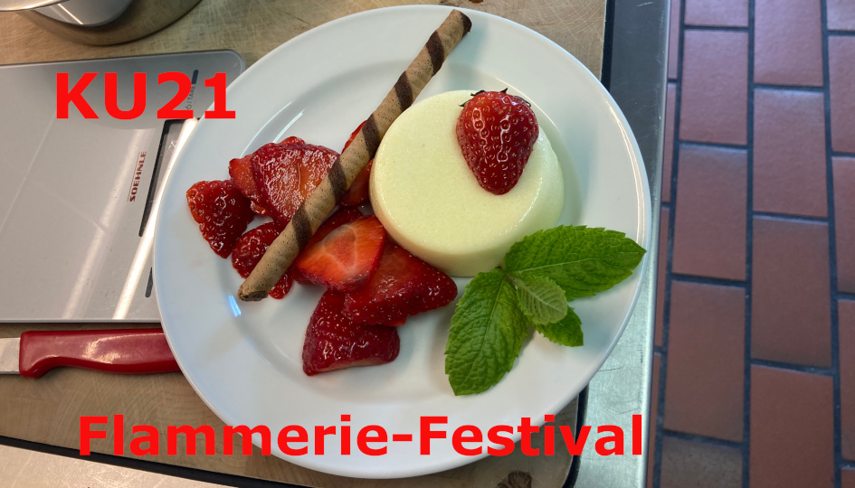 KU21 – Kochduell Teil 2: Flammerie Festival